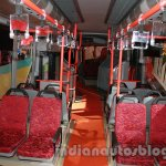 Tata Starbus Urban 918 articulated bus seating configuration