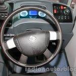 Tata Starbus Urban hybrid steering wheel