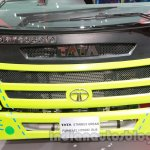 Tata Starbus Urban hybrid front fascia