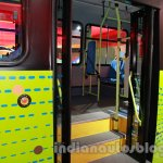 Tata Starbus Urban hybrid entry