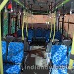 Tata Starbus Urban hybrid seats