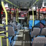 Tata Starbus Urban hybrid cabin