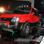 Tata Sumo Extreme front three quarter view