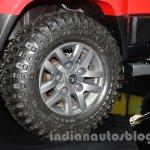 Tata Sumo Extreme multi terrain tires