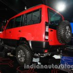 Tata Sumo Extreme rear three quarters