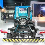 Tata Ultra 614 chassis rear at Auto Expo 2014