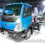 Tata Ultra 614 front three quarters at Auto Expo 2014