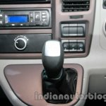 Tata Ultra 614 gear lever at Auto Expo 2014