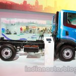 Tata Ultra 614 side at Auto Expo 2014