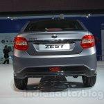 Tata Zest customized Auto Expo rear