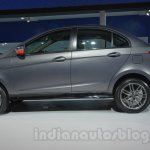Tata Zest customized Auto Expo side view
