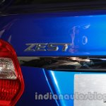 Tata Zest launch images badge