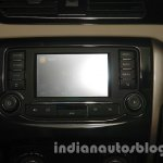 Tata Zest launch images music system