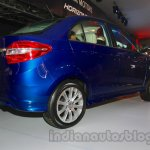 Tata Zest launch images rear quarter