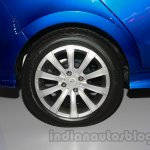 Tata Zest launch images rear wheel