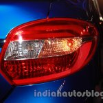 Tata Zest launch images taillight