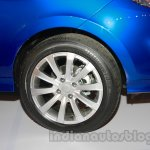 Tata Zest launch images wheel