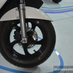 Terra A4000i front wheel detail live