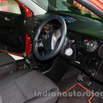 Toyota Etios Cross interior at Auto Expo 2014