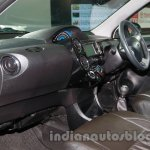 Toyota Etios Cross with accessories dashboard at Auto Expo 2014