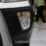 Toyota Etios Cross with accessories foglamp at Auto Expo 2014