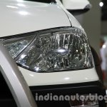 Toyota Etios Cross with accessories headlamp at Auto Expo 2014