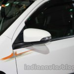Toyota Etios Cross with accessories mirror at Auto Expo 2014