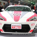 Toyota GT 86 Auto Expo front
