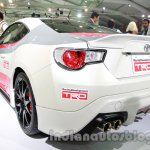 Toyota GT 86 Auto Expo rear quarter
