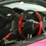 Toyota GT 86 Auto Expo steering