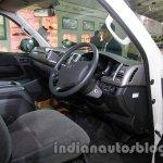 Toyota Hiace Auto Expo 2014 steering