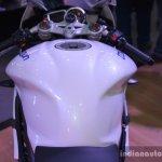Triumph Daytona 675 fuel tank live