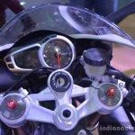 Triumph Daytona 675 instrument cluster live