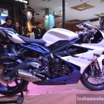 Triumph Daytona 675 side profile live