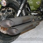 UM Renegade Commando exhaust live