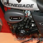 UM Renegade Sport engine live