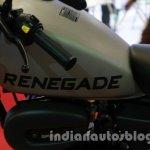 UM Renegade Sport fuel tank live