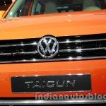 VW Taigun grille at Auto Expo 2014