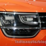 VW Taigun headlamp at Auto Expo 2014