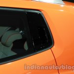 VW Taigun rear door handle at Auto Expo 2014