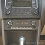 VW Vento TSI Review Auto AC console