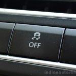 VW Vento TSI Review ESP button