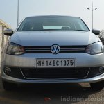 VW Vento TSI Review front