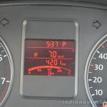 VW Vento TSI Review fuel efficiency