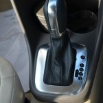 VW Vento TSI Review lever
