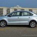 VW Vento TSI Review side