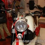 Vardenchi T5 headlamp at Auto Expo 2014
