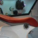 Vespa 946 seat design Auto Expo 2014