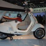 Vespa 946 side at Auto Expo 2014