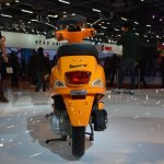 Vespa S rear at Auto Expo 2014